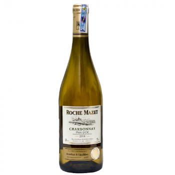 Roche Mazet Vin De Pays D'oc Chardonnay